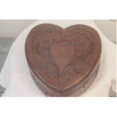 Jewelry Box Heart Shaped #02a