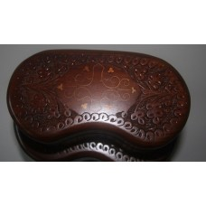 Jewelry box Bean Shaped #09a