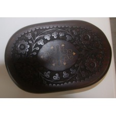 Jewelry box Oval Shaped #12b