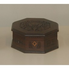 Jewelry Box Hexagon Shape #13c