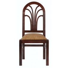 Carved Rosewood Timber Chair #34