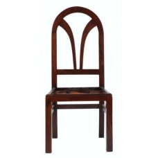 Carved Rosewood Timber Chair #35