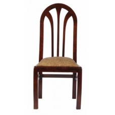 Carved Rosewood Timber Chair #40