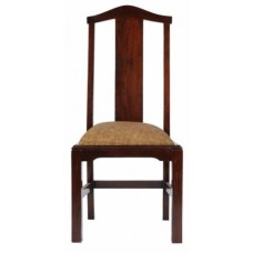 Carved Rosewood Timber Chair #42