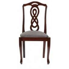 Carved Rosewood Timber Chair #47
