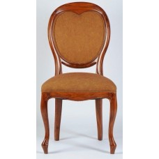 Carved Rosewood Timber Chair #17