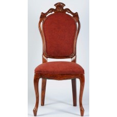 Carved Rosewood Timber Chair #20